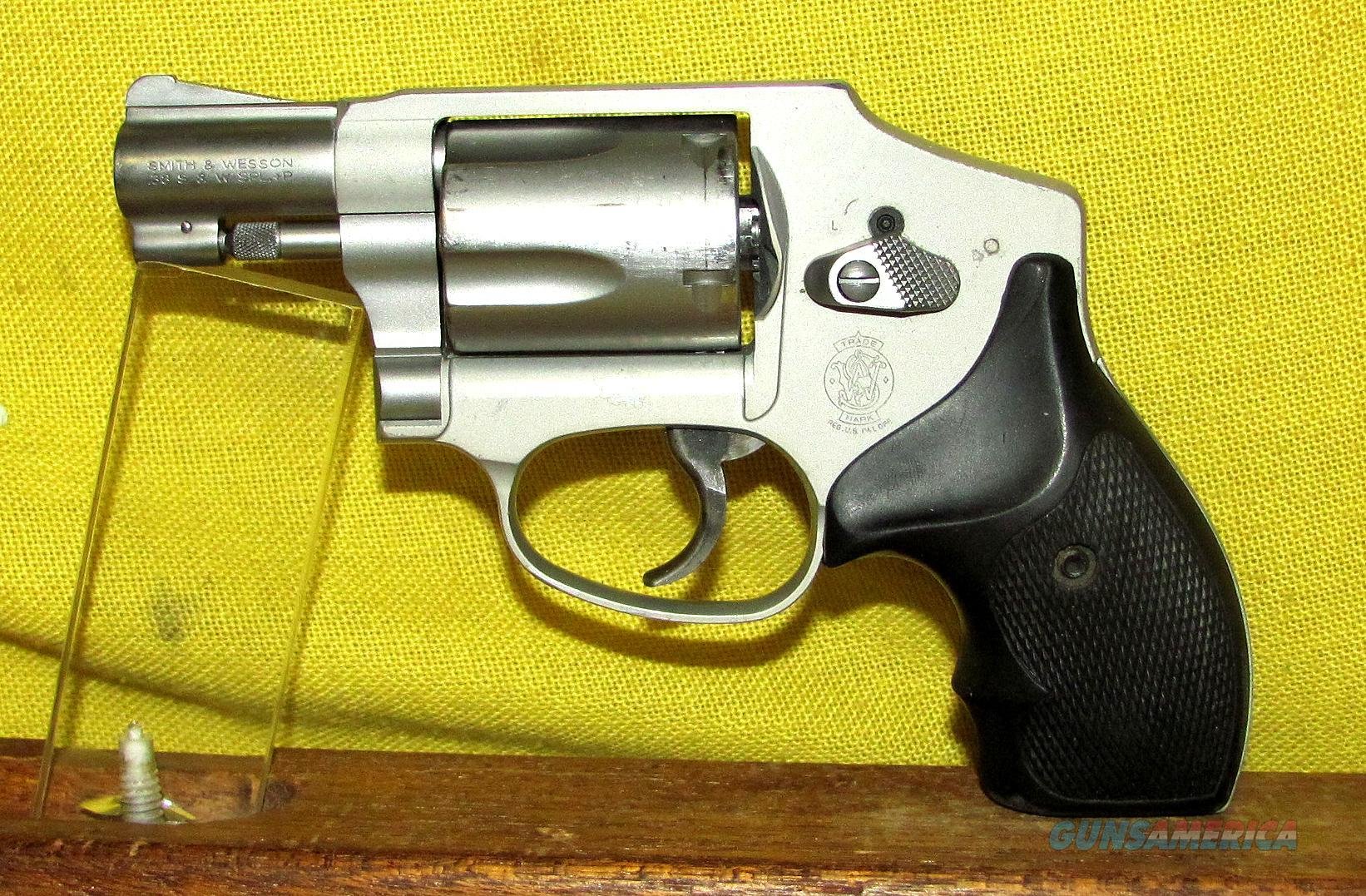 S&W 642-2 AIRWEIGHT  Guns > Pistols > Smith & Wesson Revolvers > Pocket Pistols