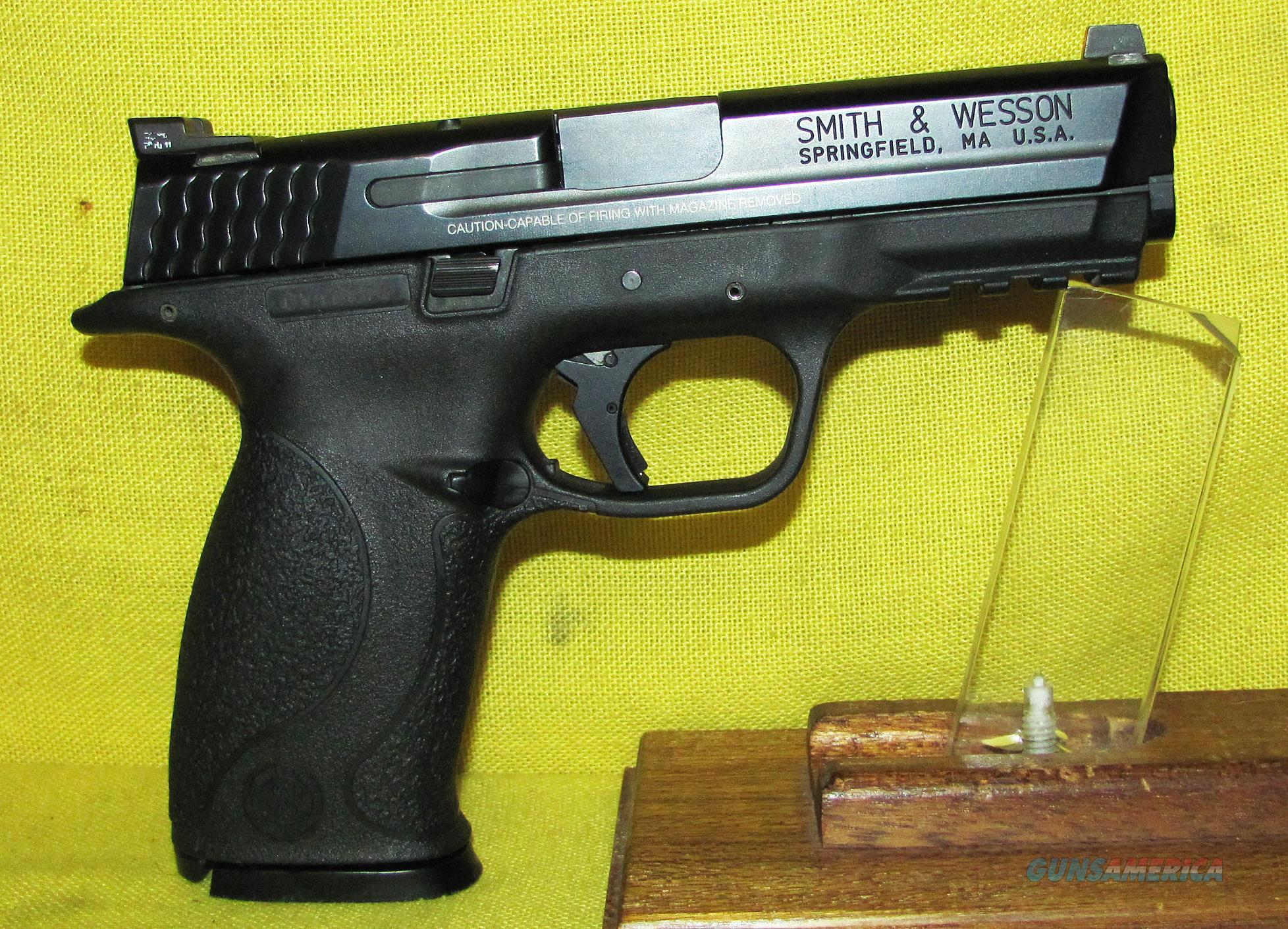S&W M&P 40  Guns > Pistols > Smith & Wesson Pistols - Autos > Polymer Frame