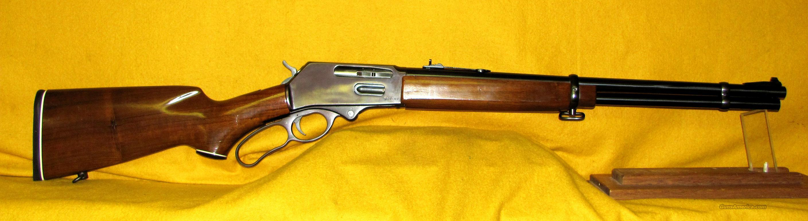 MOSSBERG 472PCA  Guns > Rifles > Mossberg Rifles > Lever Action
