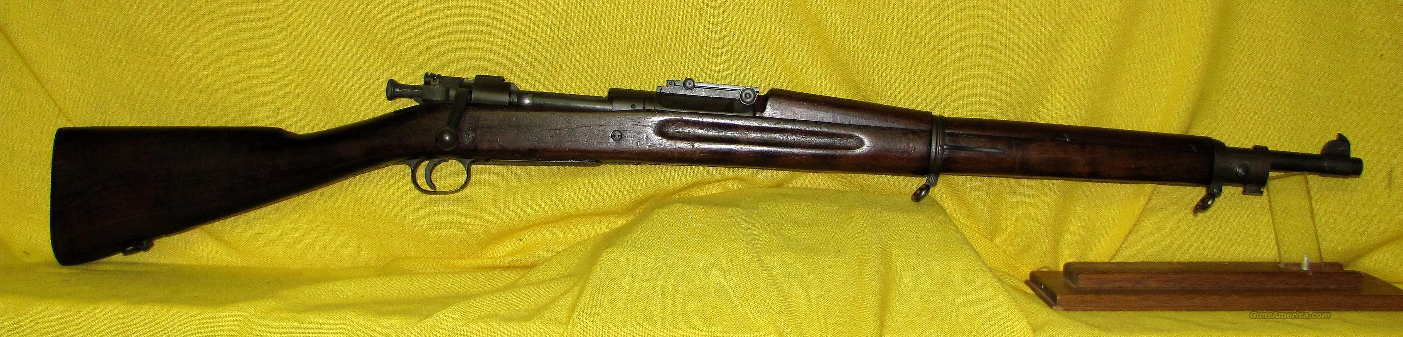 SPRINGFIELD 1903 30/06 DATED 5-27  Guns > Rifles > Military Misc. Rifles US > 1903 Springfield/Variants
