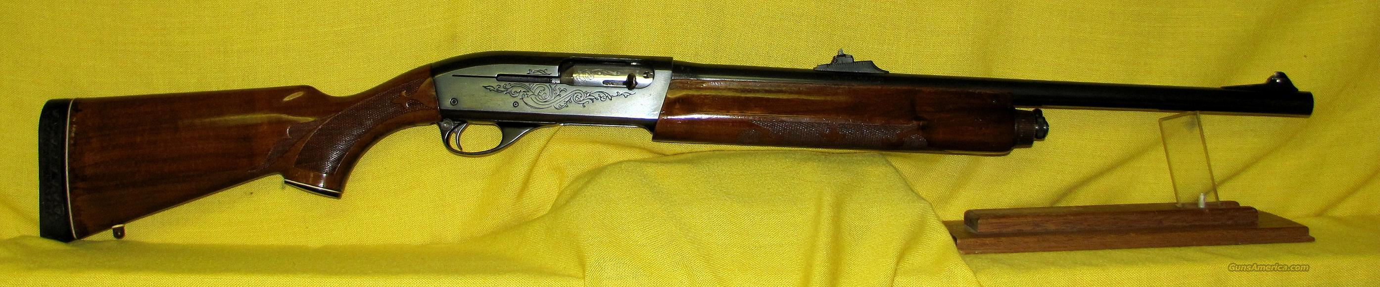 "REMINGTON 1100 12GA 22""BBL SLUG GUN  Guns > Shotguns > Remington Shotguns  > Autoloaders > Hunting"