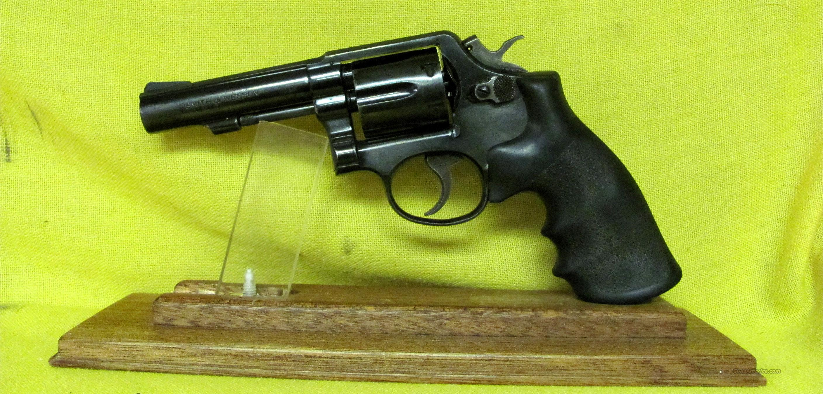 S&W 10-6  Guns > Pistols > Smith & Wesson Revolvers > Model 10