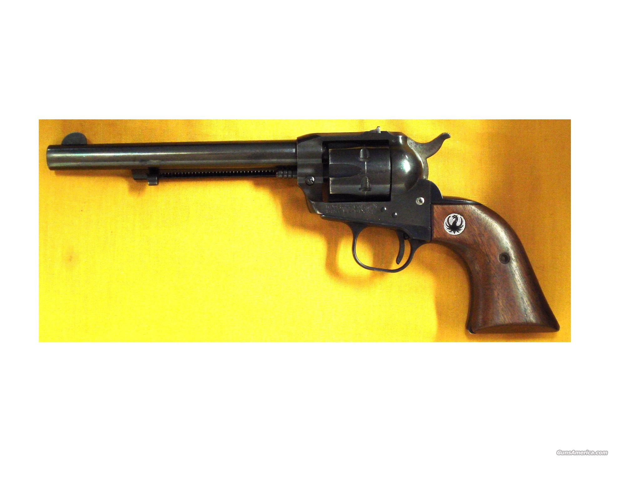 "RUGER SINGLE SIX .22LR 6 1/2""  BBL  Guns > Pistols > Ruger Single Action Revolvers > Single Six Type"