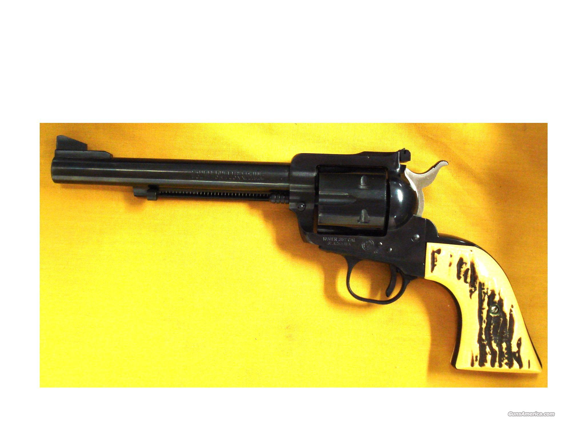 "RUGER BLACKHAWK .357 6 1/2"" BBL  Guns > Pistols > Ruger Single Action Revolvers > Blackhawk Type"