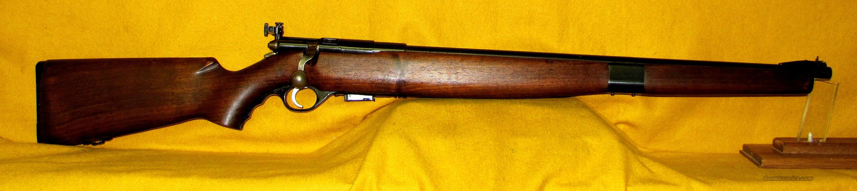 MOSSBERG 42 MB ( US PROPERTY MARKED )  Guns > Rifles > Mossberg Rifles > Other Bolt Action