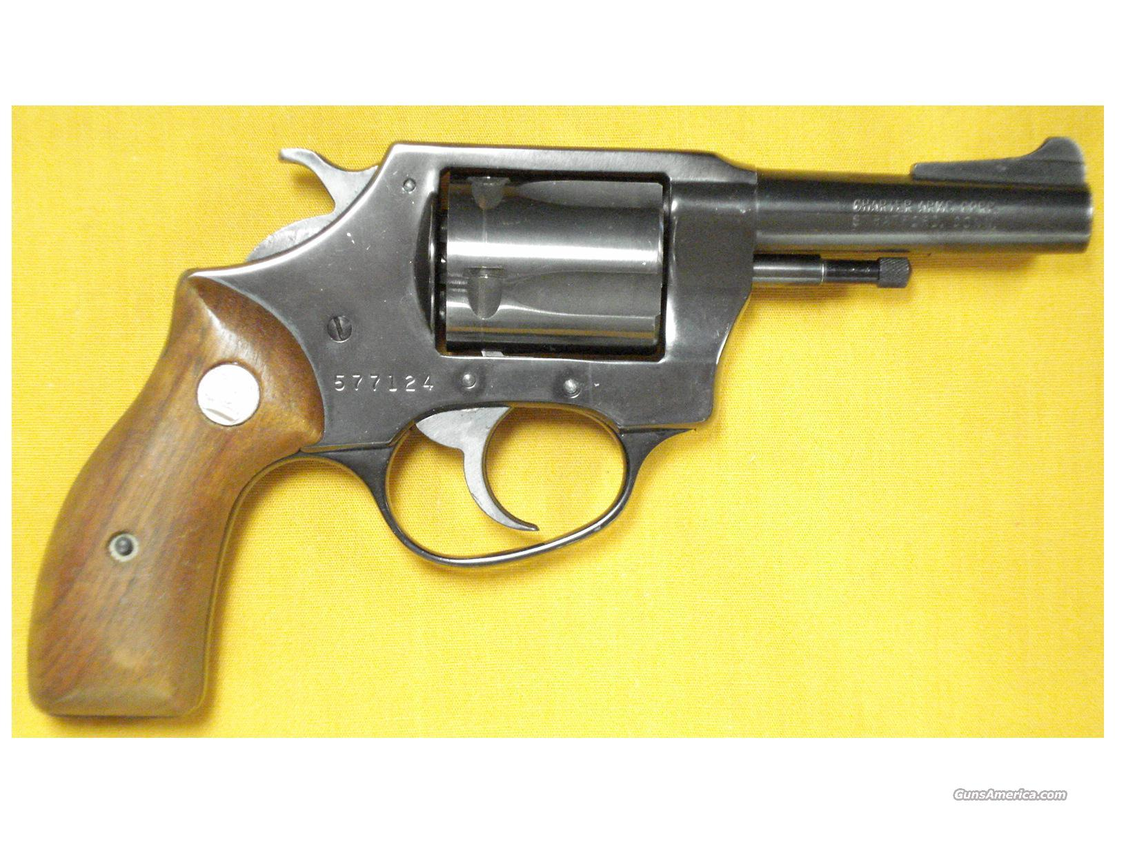"CHARTER ARMS UNDERCOVER .38 3""BBL  Guns > Pistols > Charter Arms Revolvers"