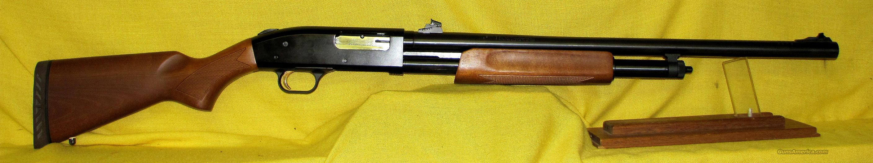 MOSSBERG 500A (PORTED)  Guns > Shotguns > Mossberg Shotguns > Pump > Sporting