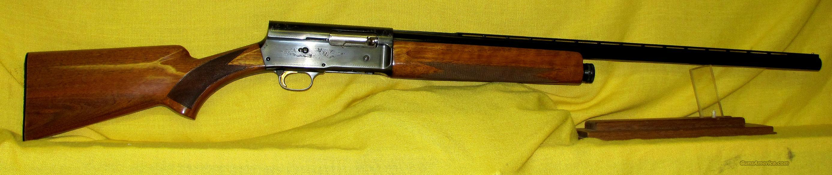 "BROWNING LIGHT TWELVE 12GA 27 1/2""  Guns > Shotguns > Browning Shotguns > Autoloaders > Hunting"