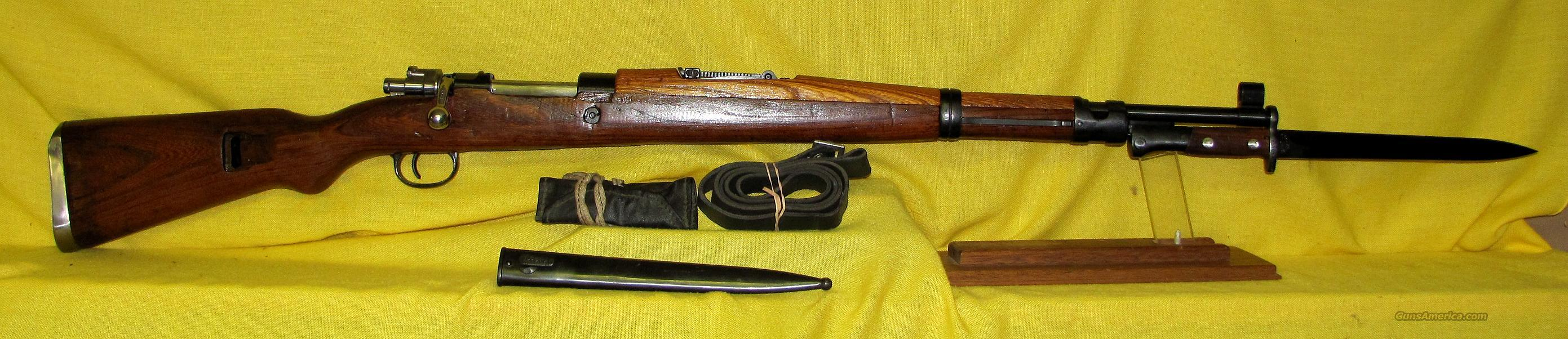 YUGO (MAUSER) M48A  Guns > Rifles > Military Misc. Rifles Non-US > Other