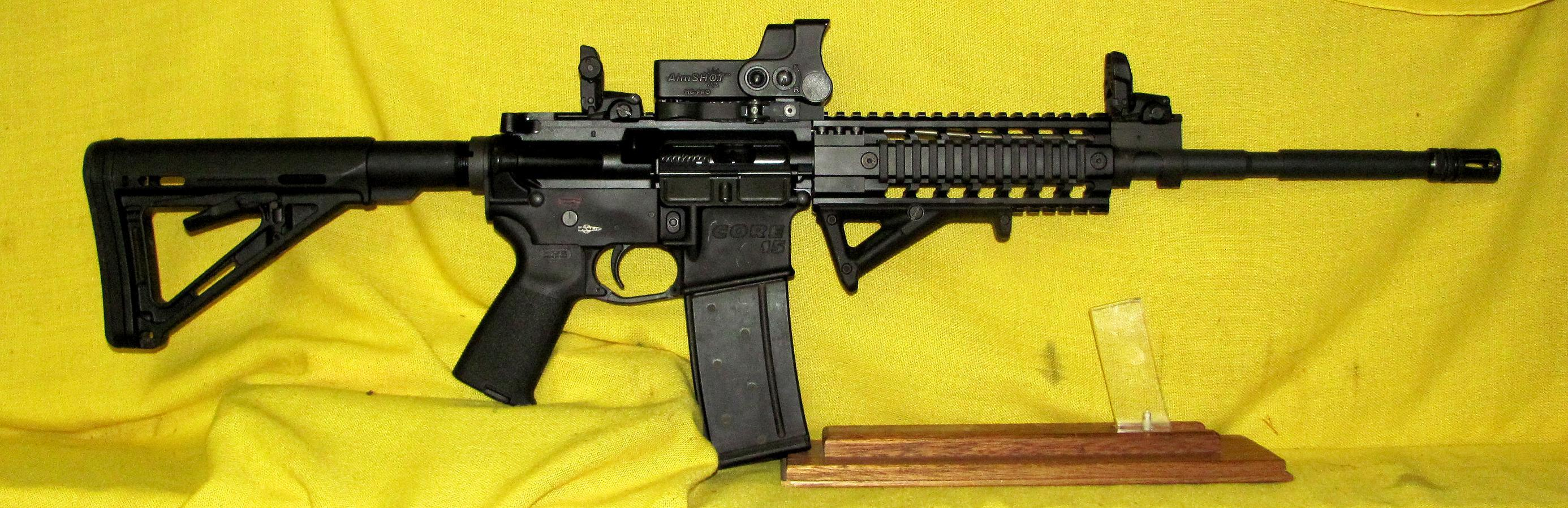 CXV CORE 15  Guns > Rifles > AR-15 Rifles - Small Manufacturers > Complete Rifle