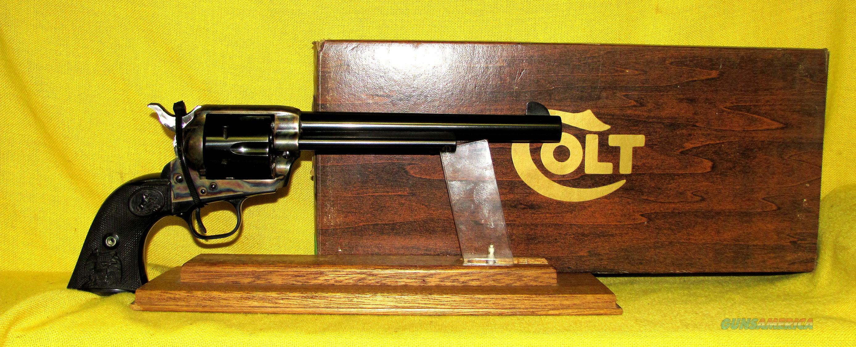 "COLT SAA .45 COLT 7 1/2"" BBL (57) SN 90640SA  Guns > Pistols > Colt Single Action Revolvers - 2nd Gen."