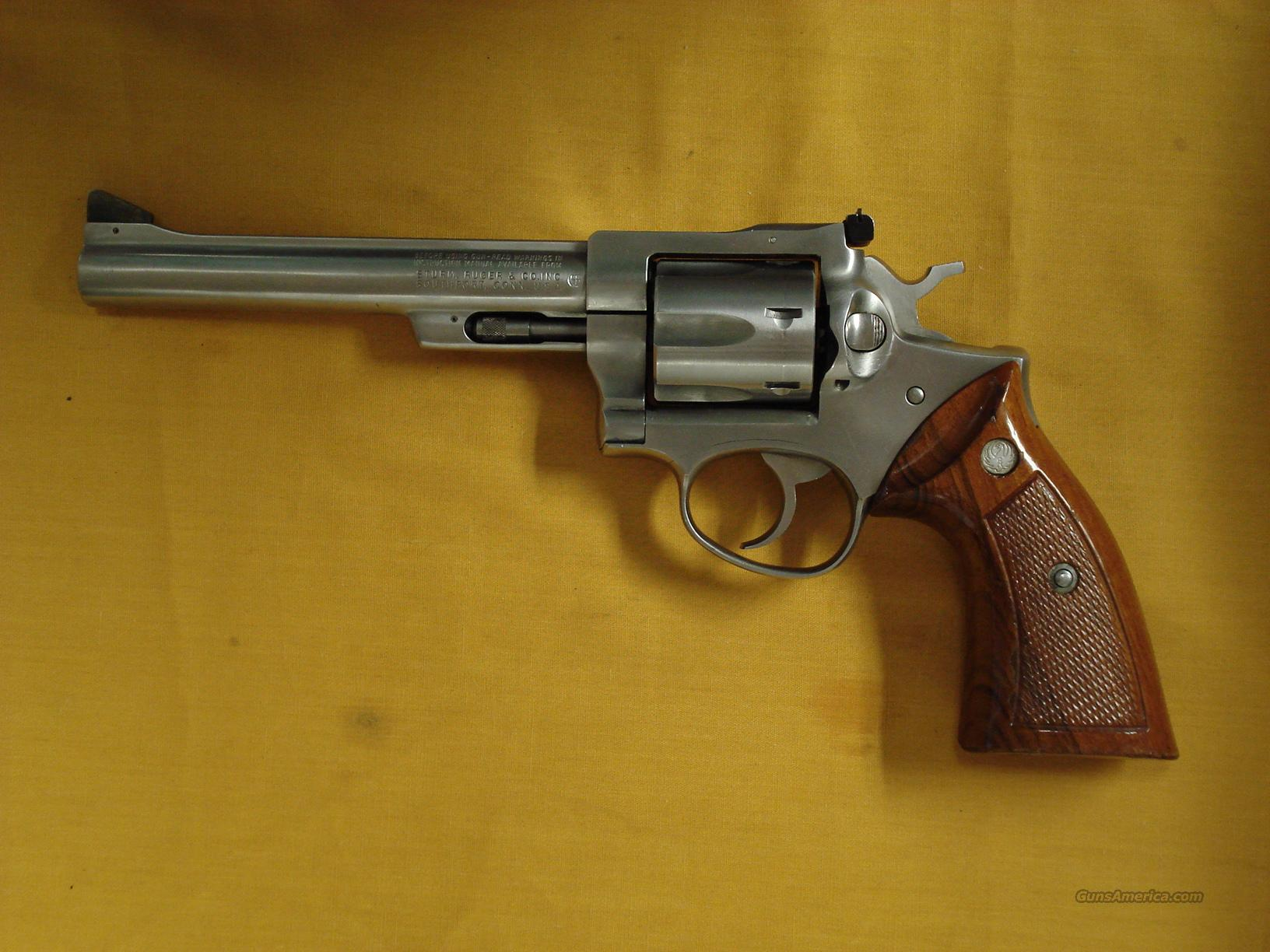 "RUGER SECURITY SIX .357 6"" BARREL  Guns > Pistols > Ruger Double Action Revolver > Security Six Type"