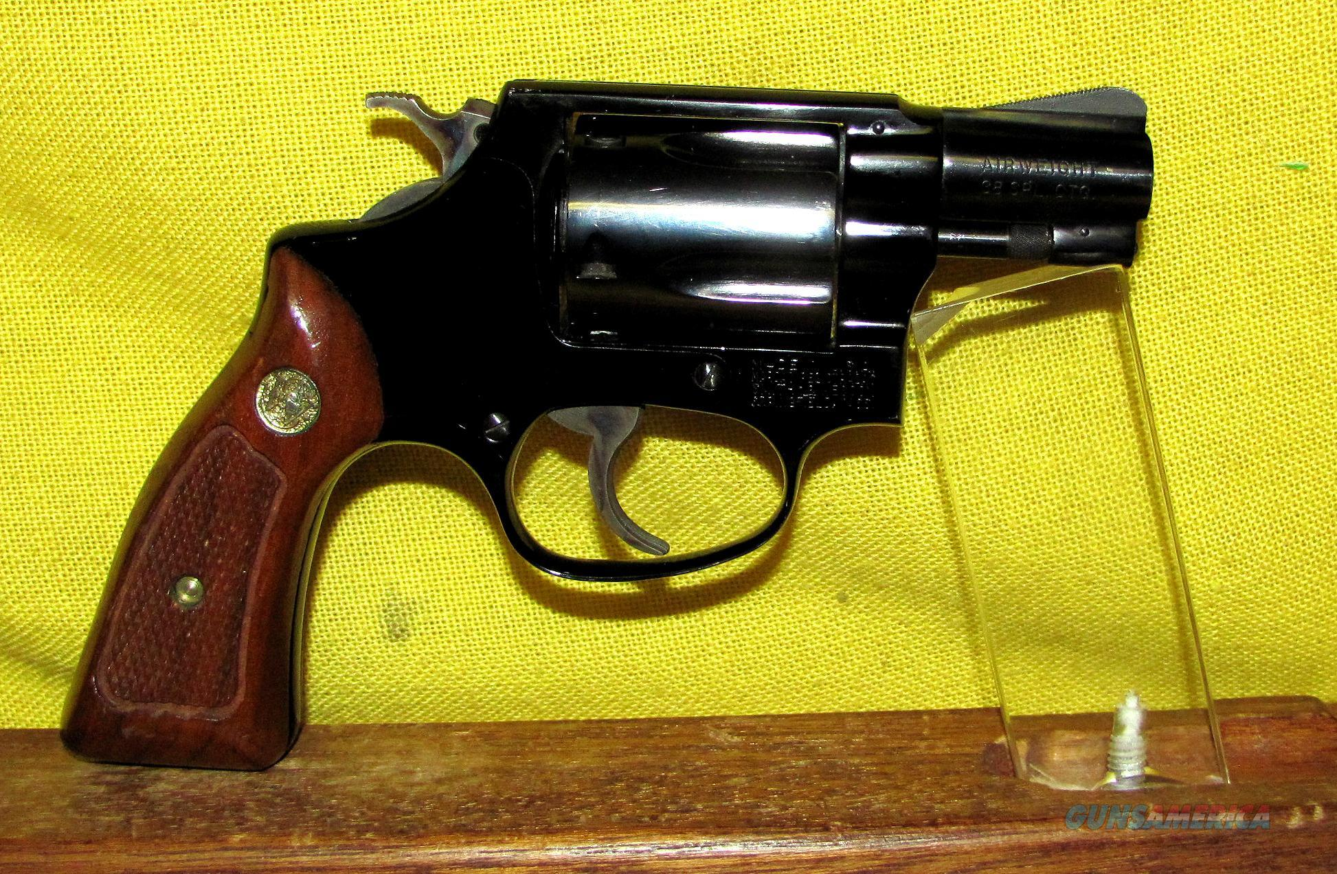 S&W 37 AIRWEIGHT  Guns > Pistols > Smith & Wesson Revolvers > Pocket Pistols
