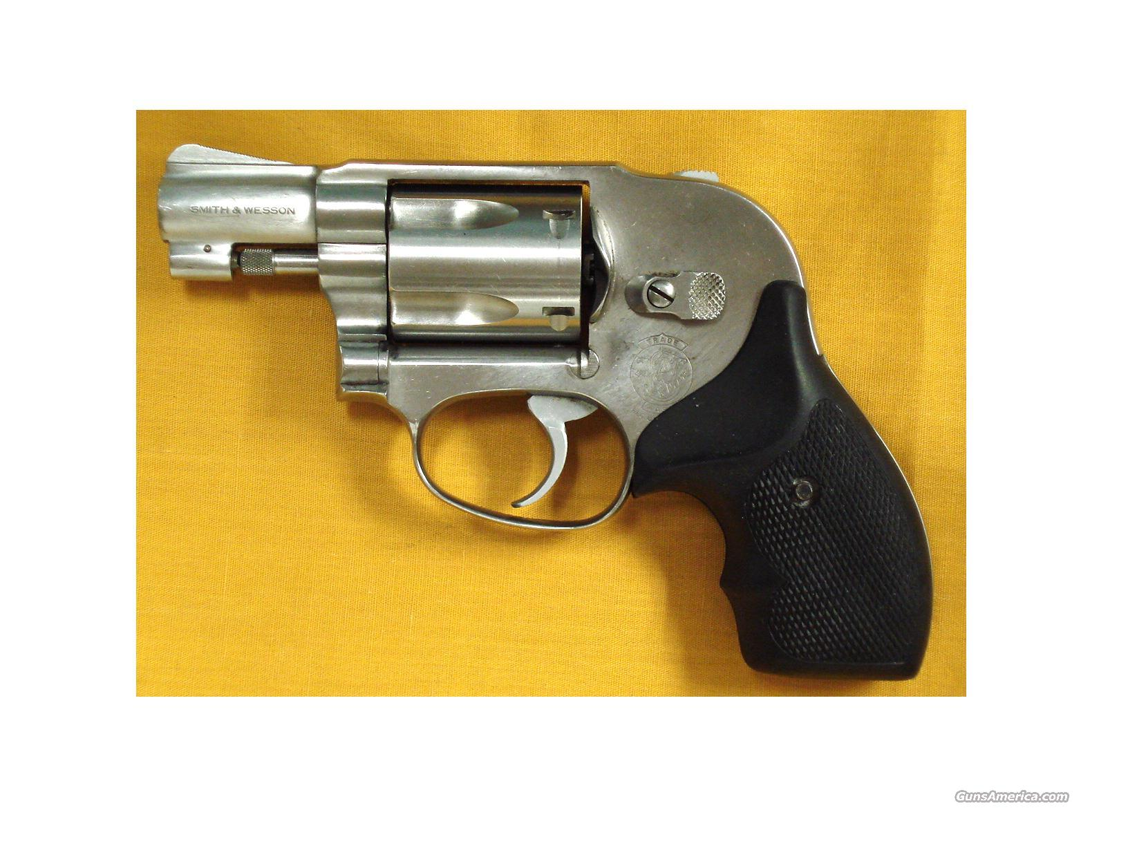 "S&W 649-2 .38SPL 2"" BARREL  Guns > Pistols > Smith & Wesson Revolvers > Full Frame Revolver"