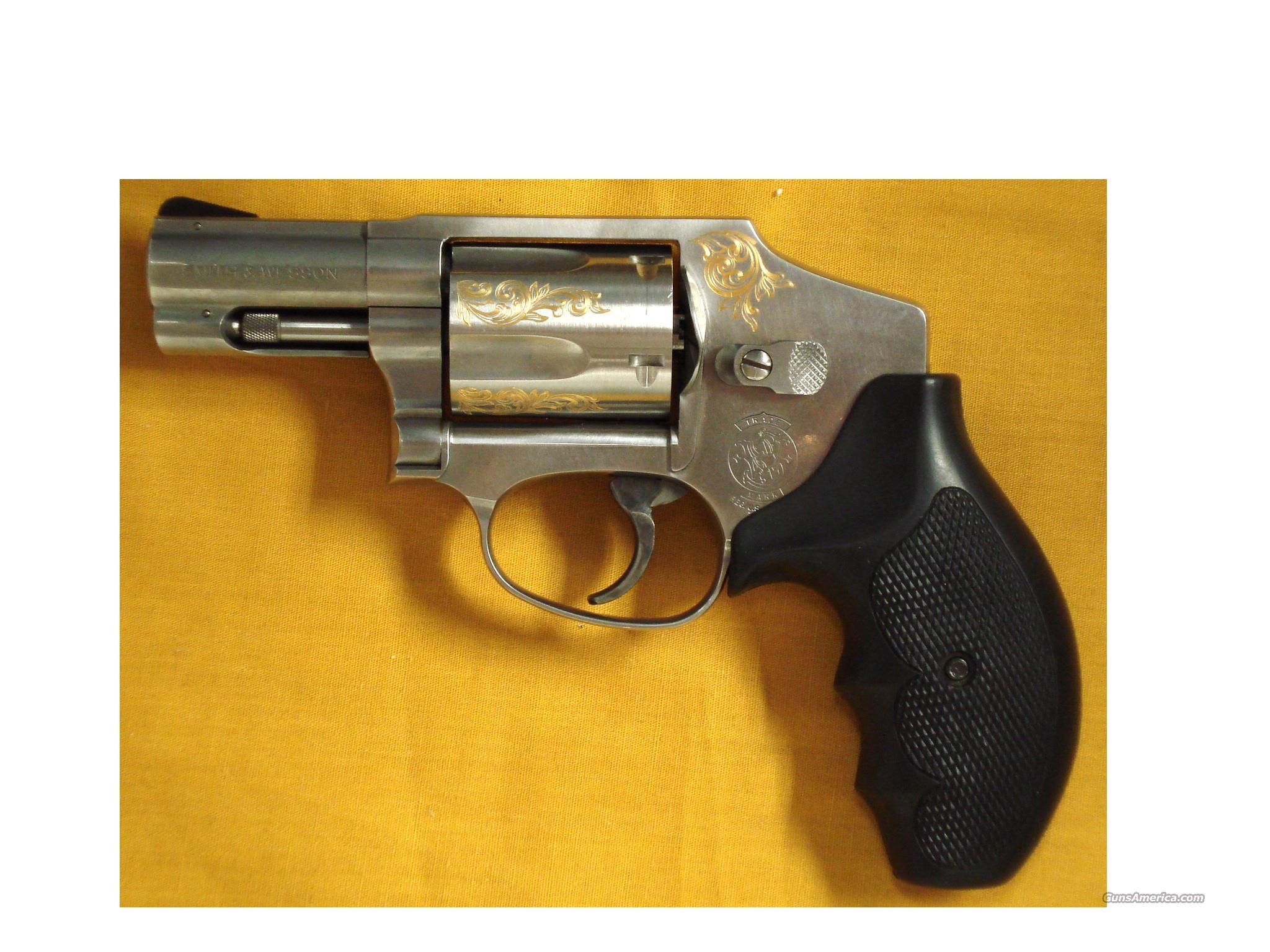 S&W 640-1 FACTORY SPEC. ORDER 1 0F-100  Guns > Pistols > Smith & Wesson Revolvers > Full Frame Revolver