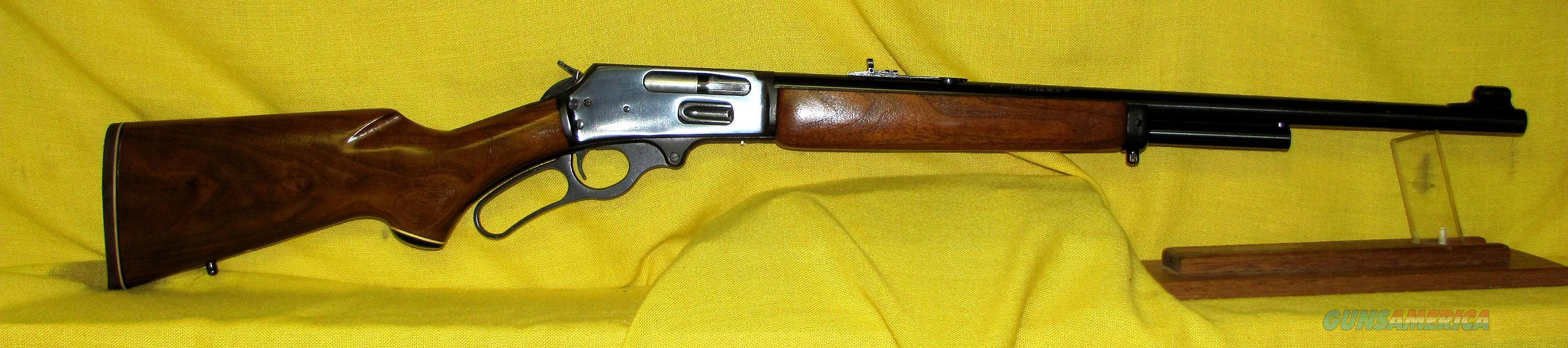 "MARLIN 444SS .444 MARLIN 22"" BARREL  Guns > Rifles > Marlin Rifles > Modern > Lever Action"