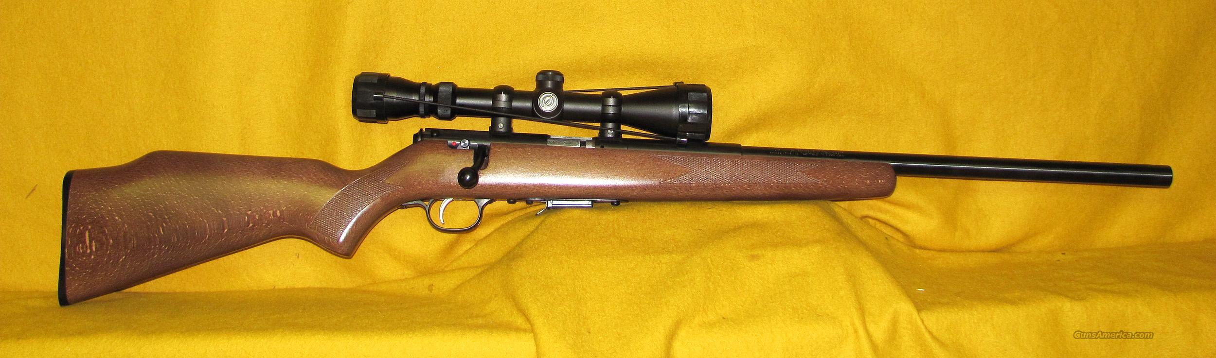 SAVAGE 9317  Guns > Rifles > Savage Rifles > Standard Bolt Action > Sporting
