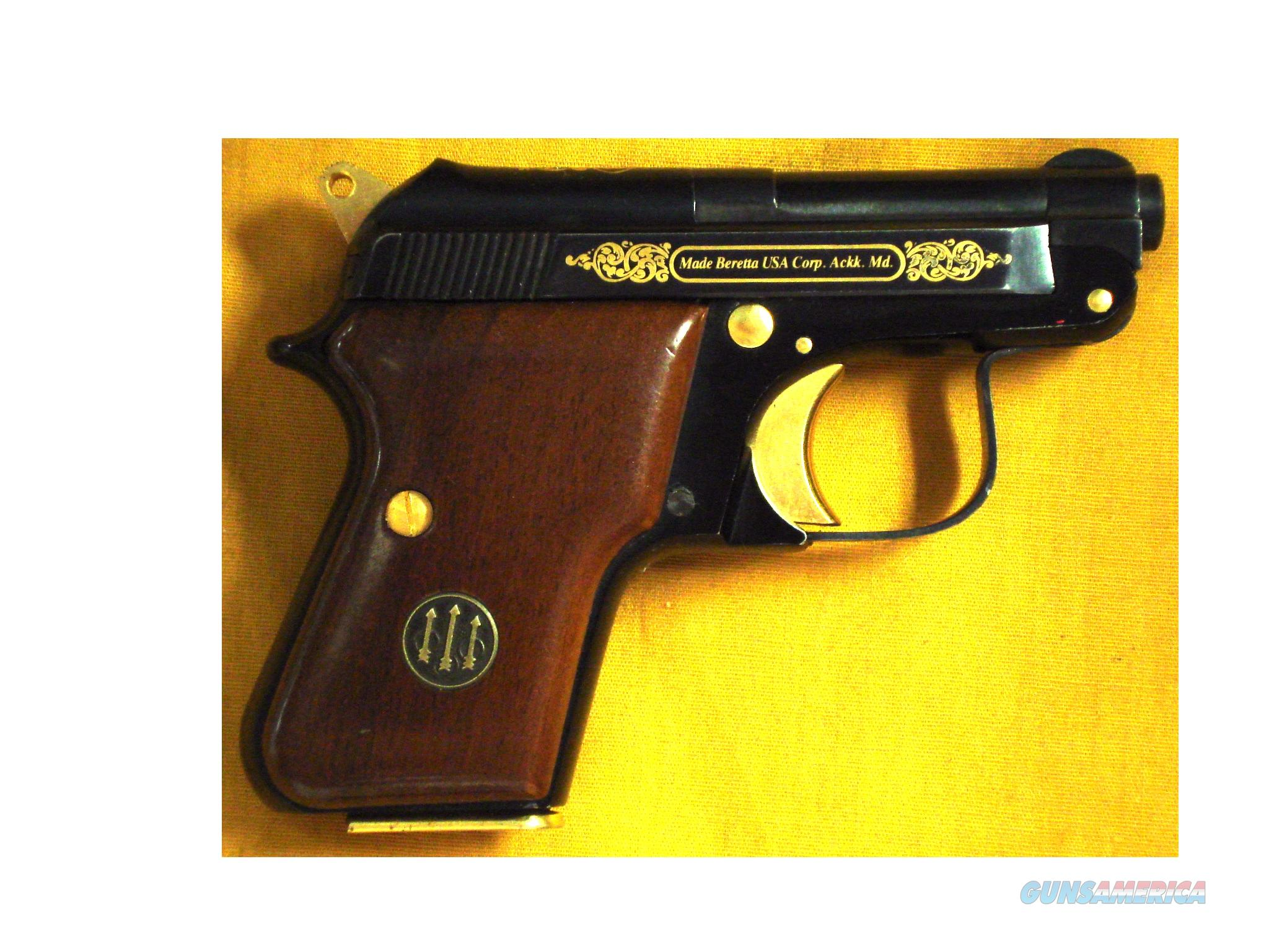 "BERRETA EL950BS .22SHORT 2 3/8"" BARREL  Guns > Pistols > Beretta Pistols > Small Caliber Tip Out"