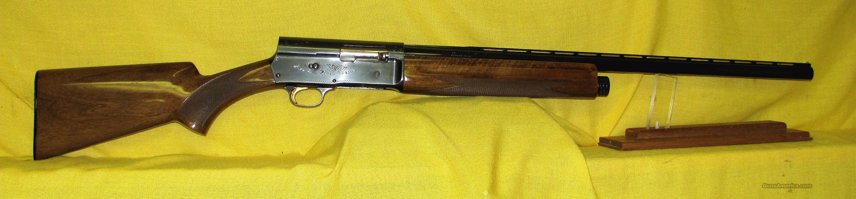 "BROWNING A5 LIGHT 12GA 26"" BBL  Guns > Shotguns > Browning Shotguns > Autoloaders > Hunting"