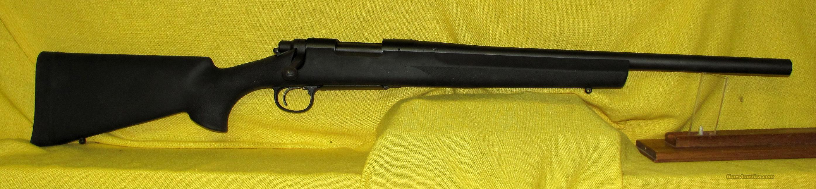 "REMINGTON 700 .308 20"" BARREL  Guns > Rifles > Remington Rifles - Modern > Model 700 > Tactical"