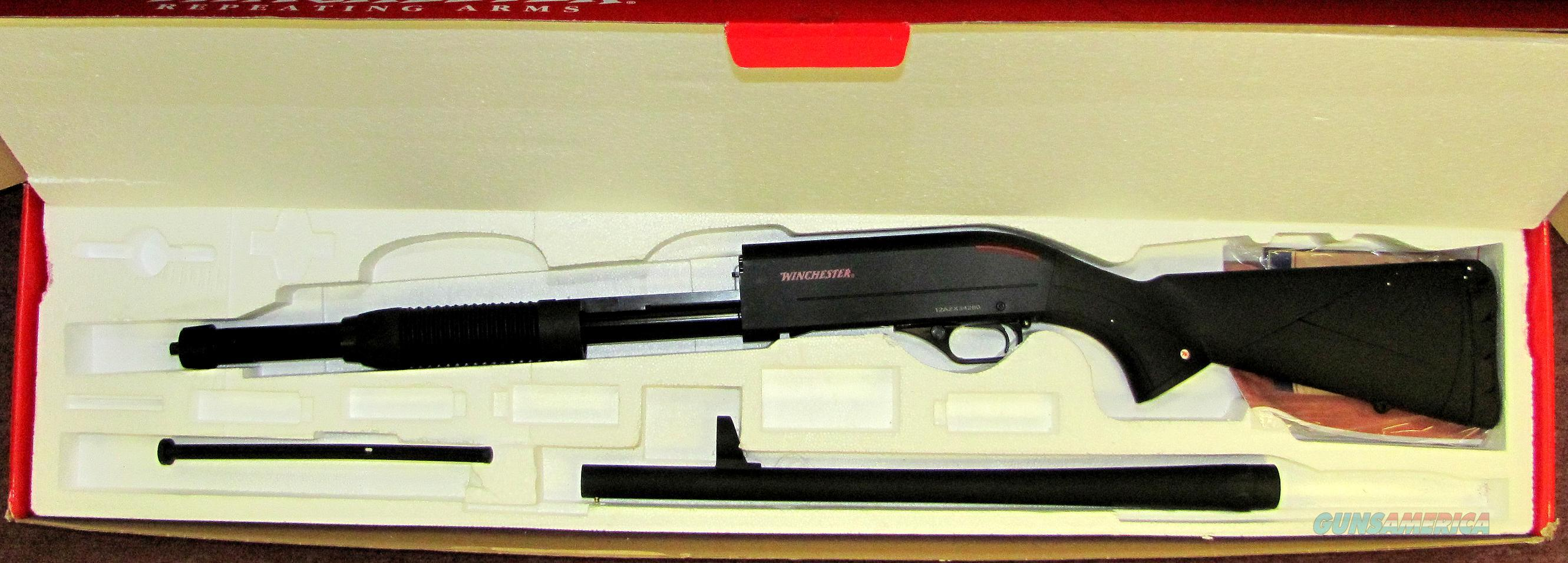WINCHESTER SXP DEFENDER  Guns > Shotguns > Winchester Shotguns - Modern > Pump Action > Defense/Tactical