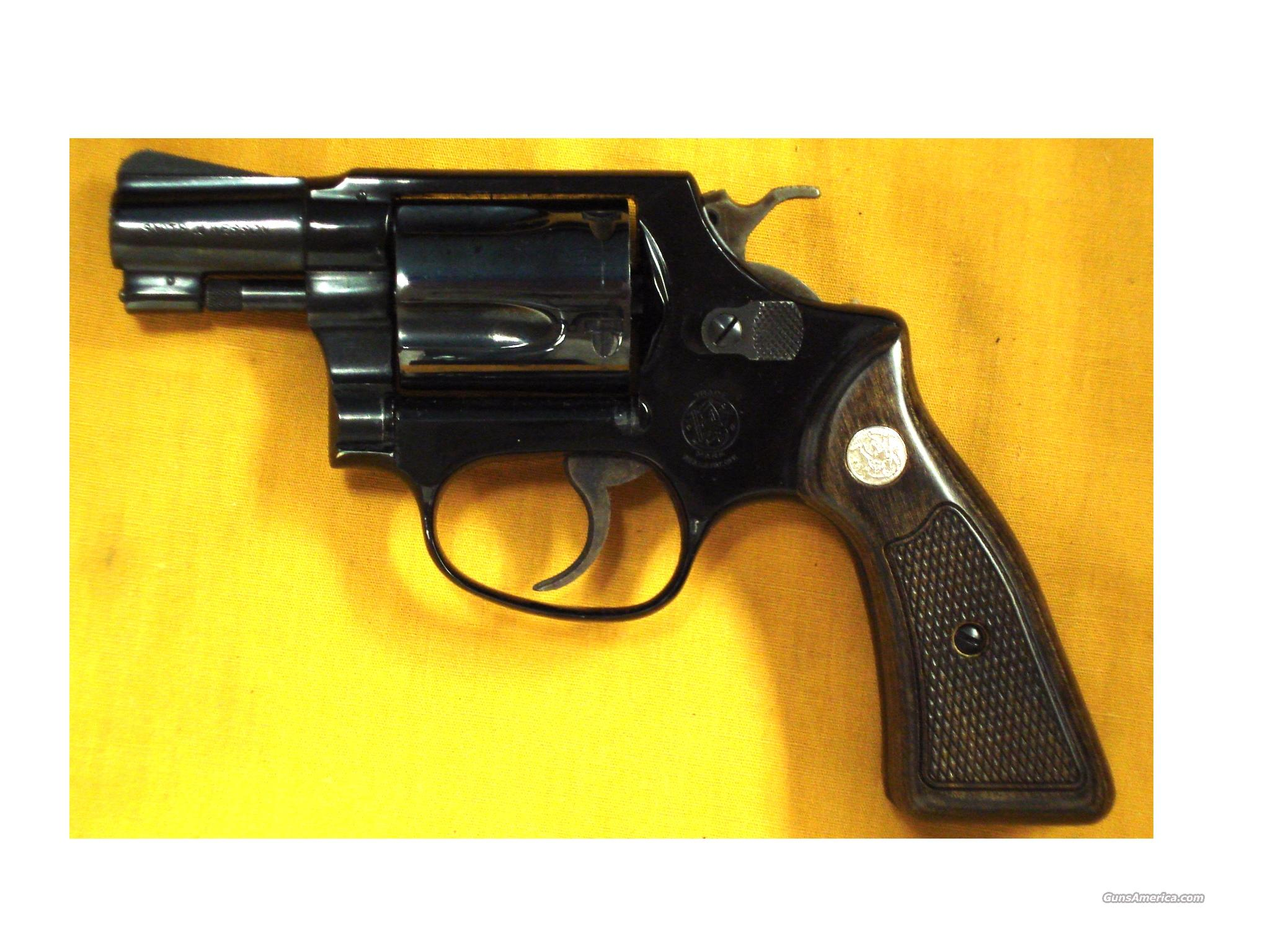 "S&W 37 AIRWEIGHT .38 SPL 2"" BARREL  Guns > Pistols > Smith & Wesson Revolvers > Full Frame Revolver"