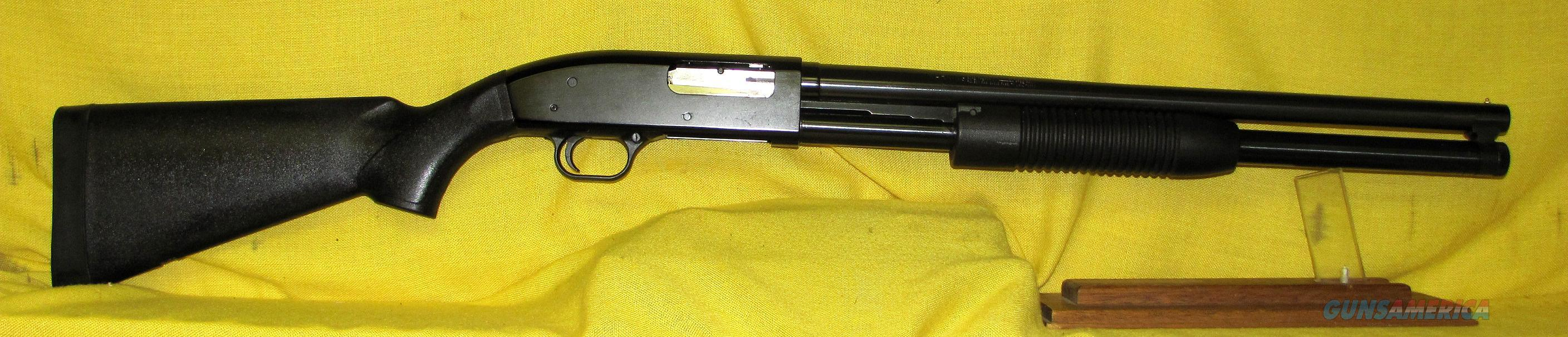 "MAVERICK 88 12GA 20"" BARREL EXTENDED TUBE  Guns > Shotguns > Maverick Shotguns"