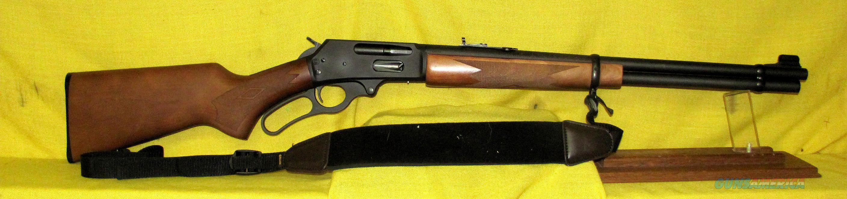 MARLIN 336W  Guns > Rifles > Marlin Rifles > Modern > Lever Action