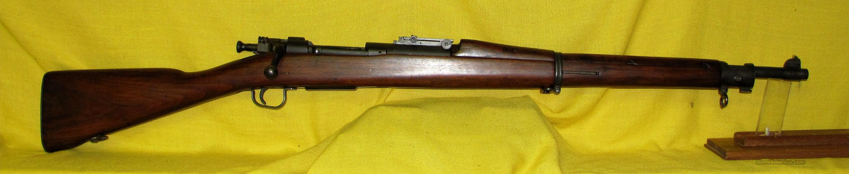 SPRINGFIELD 1903 MARK 1 30/06  Guns > Rifles > Military Misc. Rifles US > 1903 Springfield/Variants