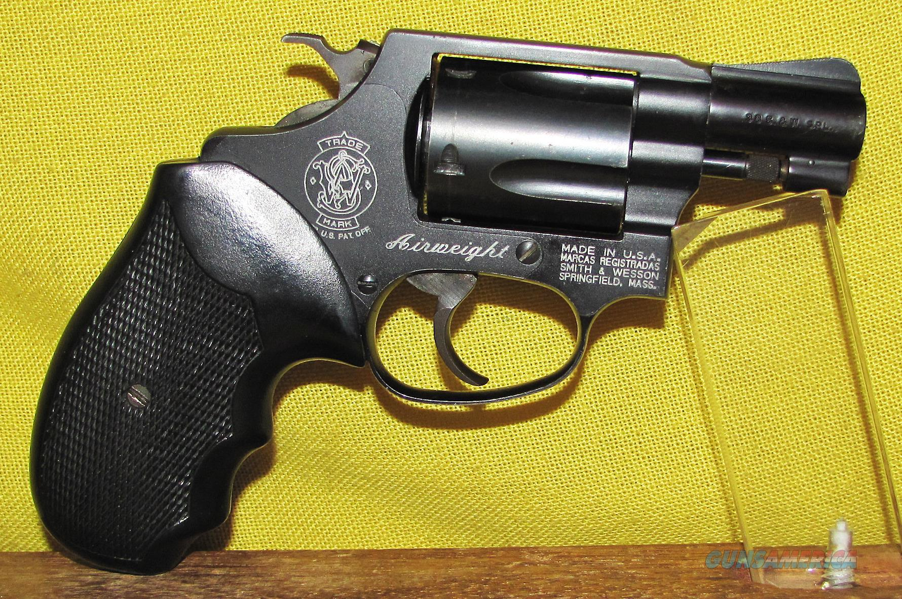 S&W 37-2  Guns > Pistols > Smith & Wesson Revolvers > Small Frame ( J )