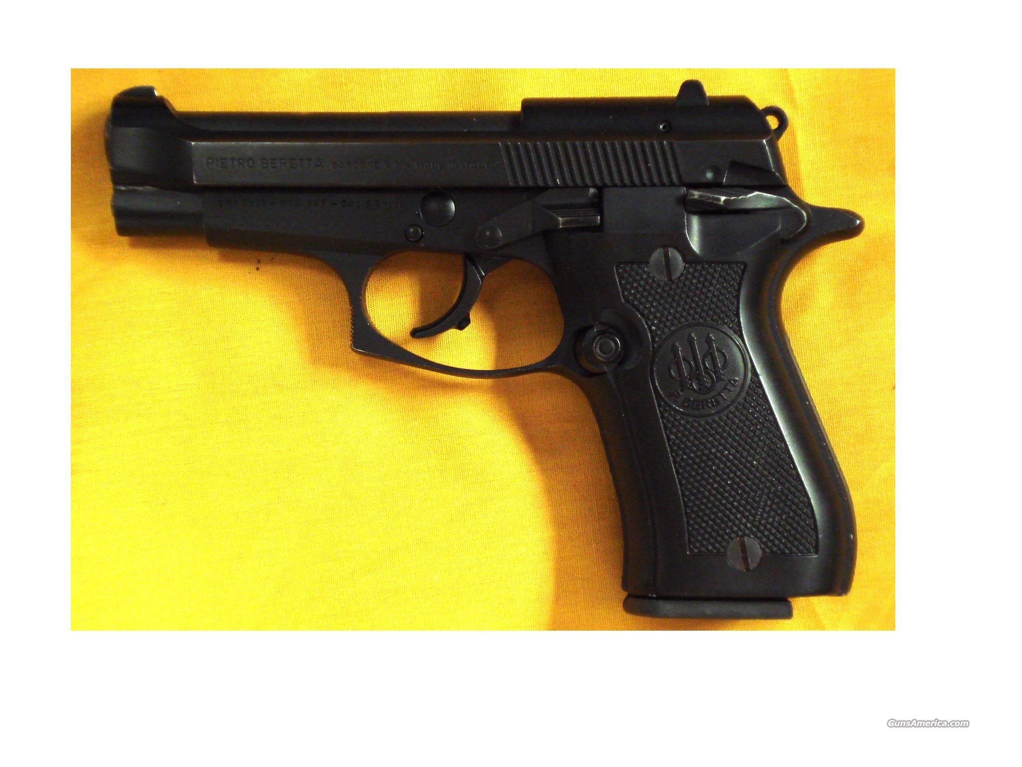 "BERETTA 84F .380 3 3/4"" BARREL  Guns > Pistols > Beretta Pistols > Rare & Collectible"