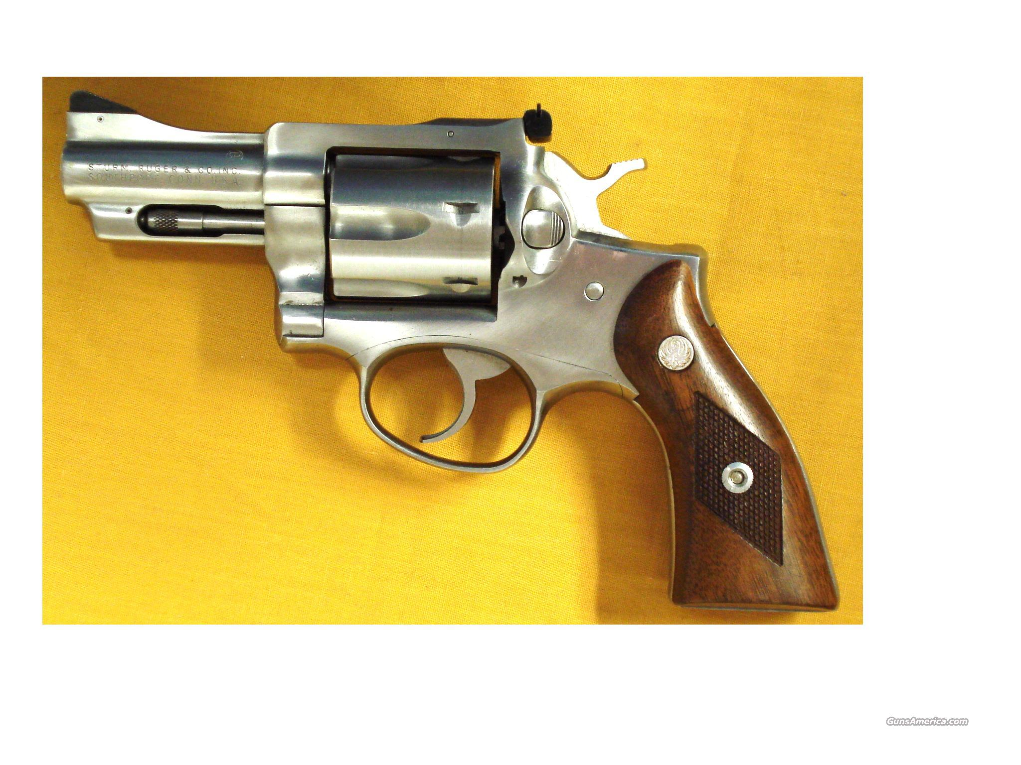 "RUGER SECURITY 6 .357 3"" BARREL  Guns > Pistols > Ruger Double Action Revolver > Security Six Type"