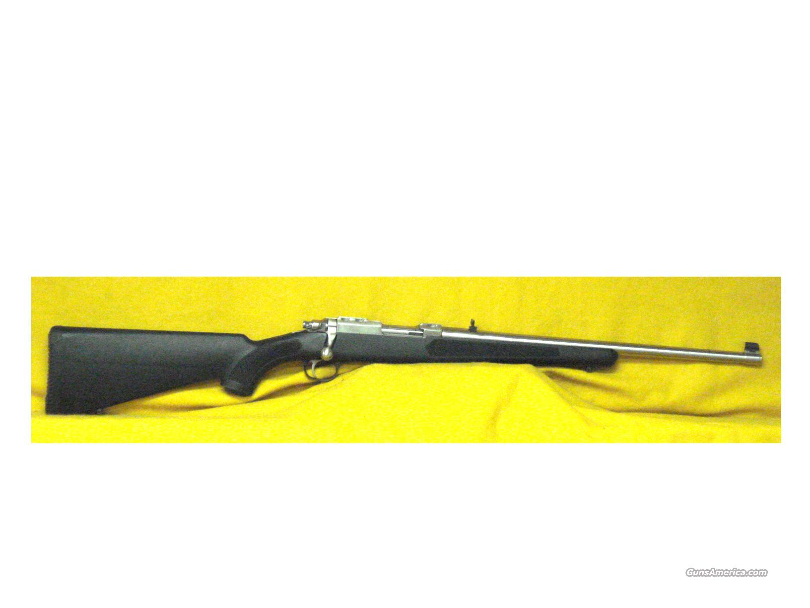"RUGER 77 CARBINE .44MAG 18"" BBL  Guns > Rifles > Ruger Rifles > Model 77"