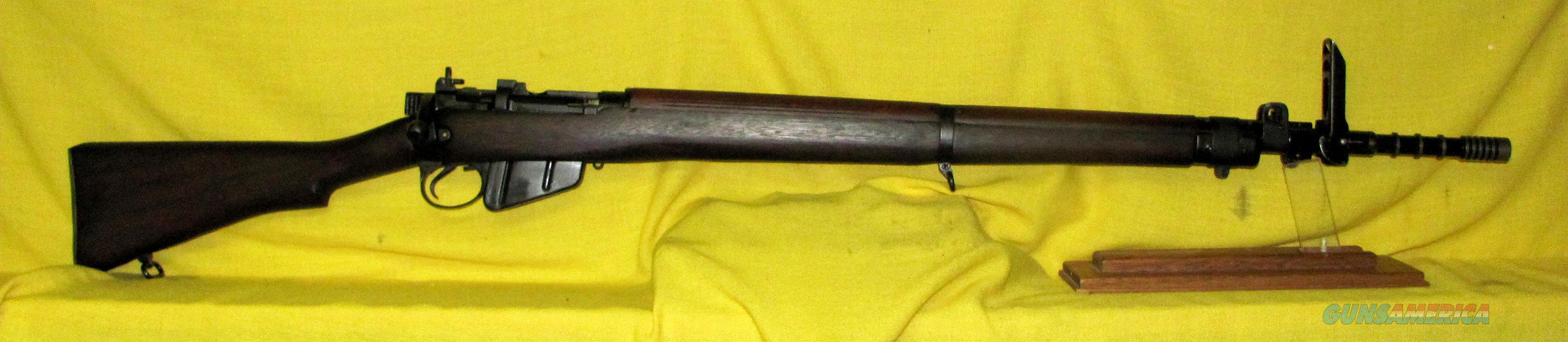 LONG BRANCH NO4 MK1  Guns > Rifles > Military Misc. Rifles Non-US > Other