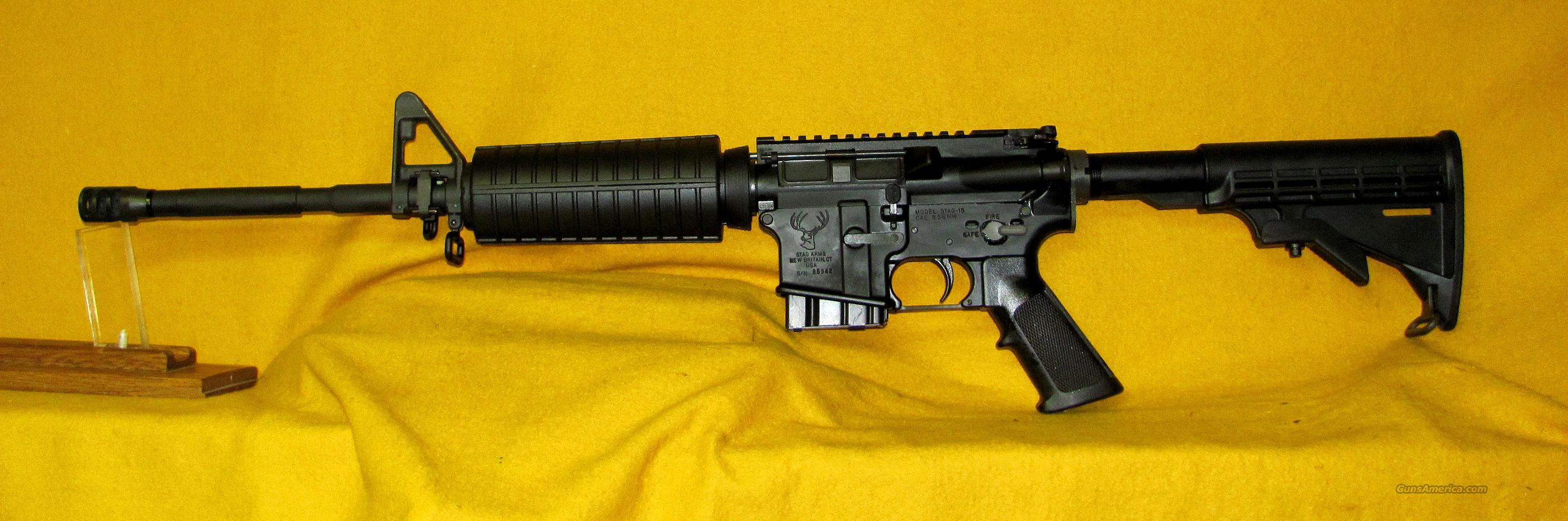 STAGARMS AR-15  Guns > Rifles > Stag Arms > Complete Rifles