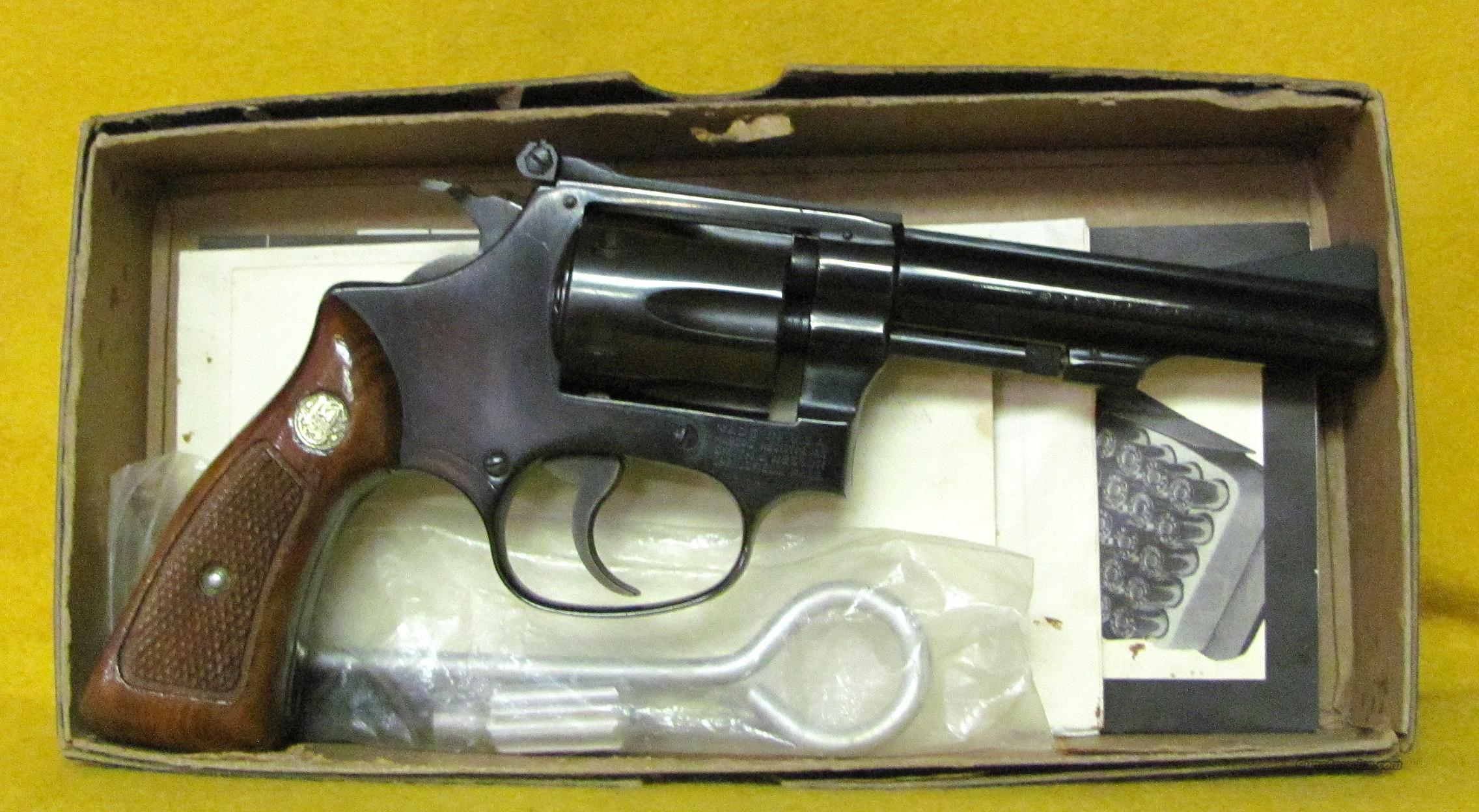 S&W 34-1  Guns > Pistols > Smith & Wesson Revolvers > Pocket Pistols