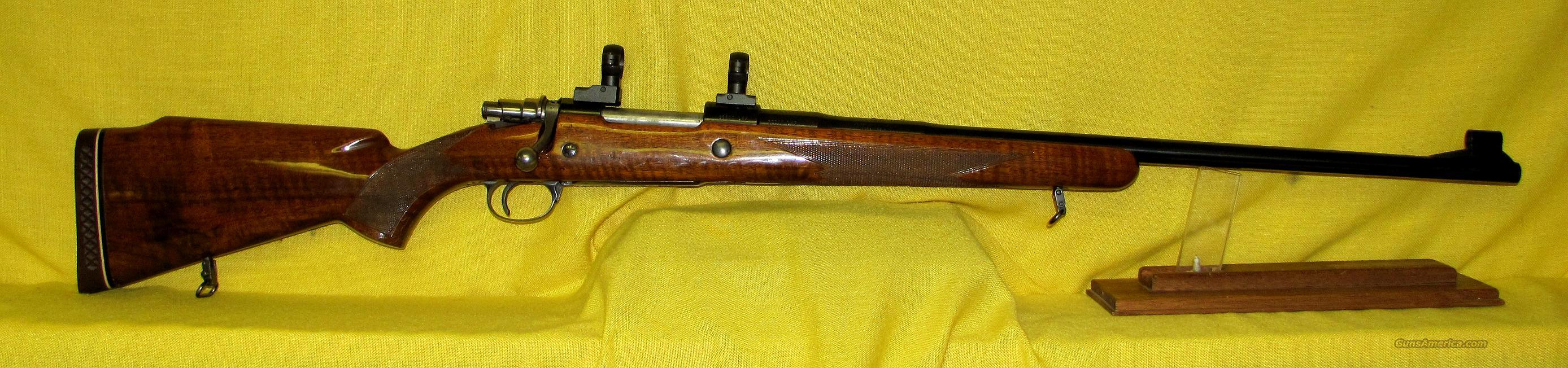 "BROWNING SAFARI HI POWER 300WIN 24""BBL  Guns > Rifles > Browning Rifles > Bolt Action > Hunting > Blue"
