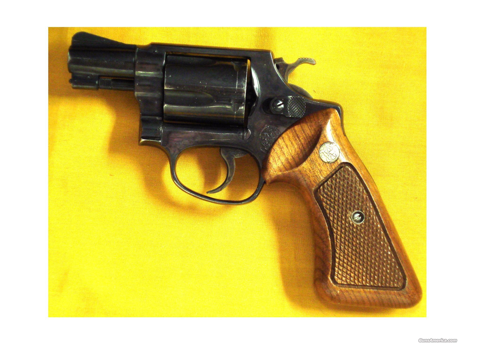 "S&W 36 CHIEF SPEC. .38SPEC 2"" BBL  Guns > Pistols > Smith & Wesson Revolvers > Full Frame Revolver"