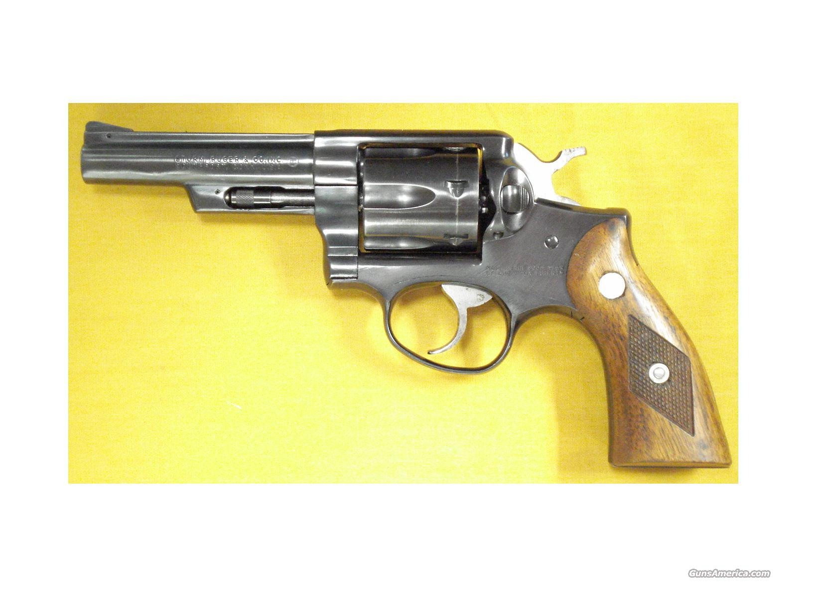 RUGER POLICE SEC. SIX 200TH YEAR MODEL  Guns > Pistols > Ruger Double Action Revolver > Security Six Type