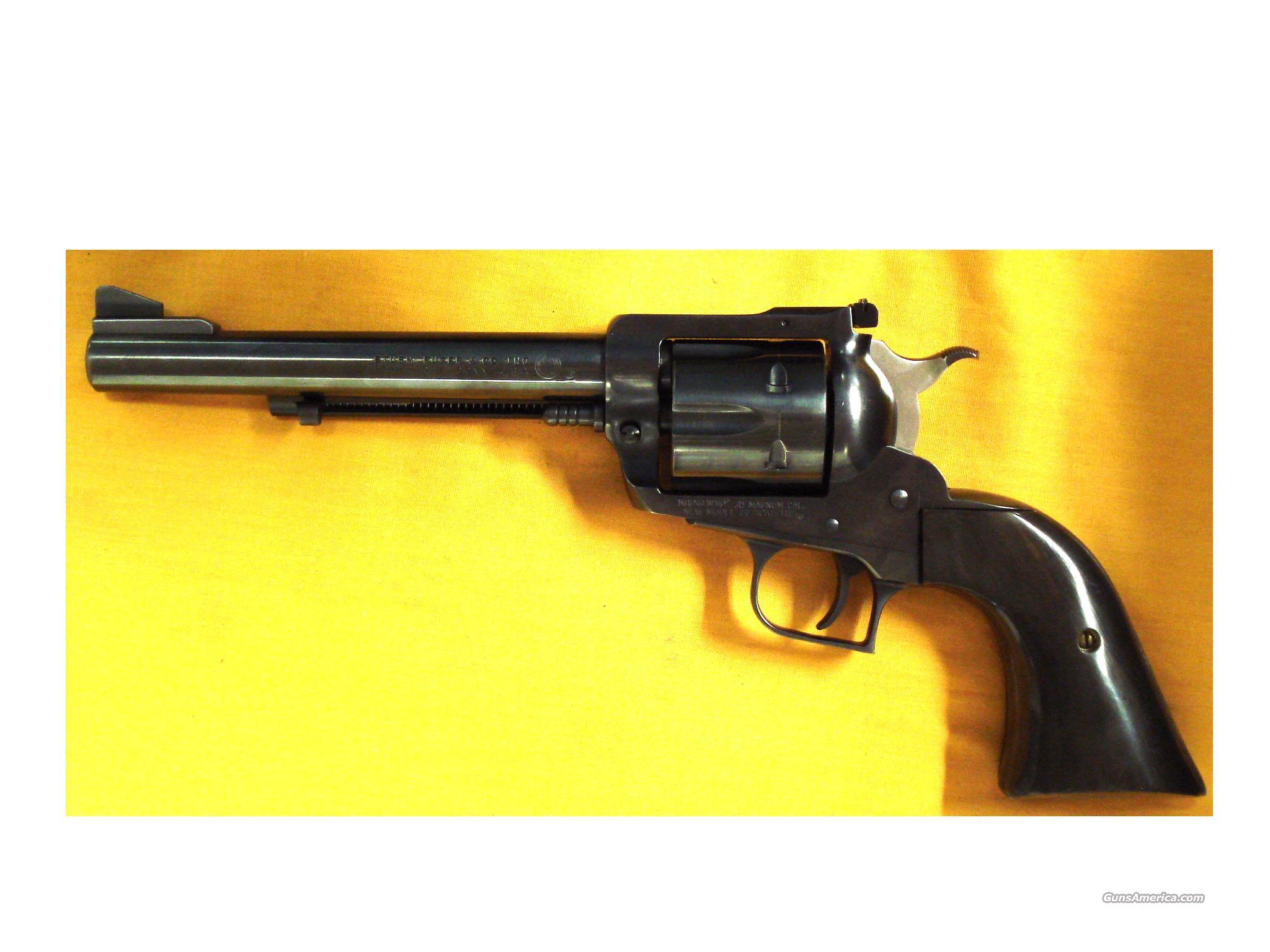 "RUGER NM BLACKHAWK .41MAG 6 1/2""BBL  Guns > Pistols > Ruger Single Action Revolvers > Blackhawk Type"