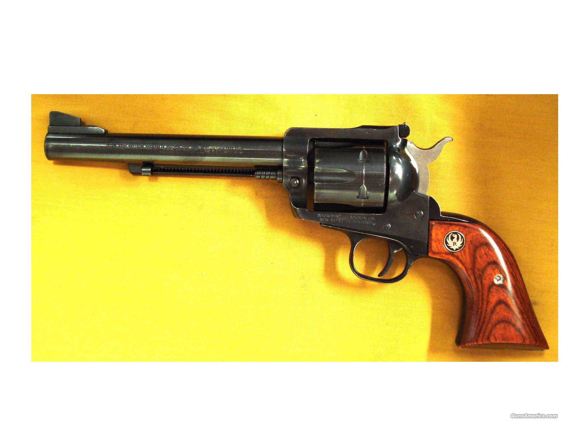"RUGER NM BLACKHAWK .41MAG 6 1/2""  Guns > Pistols > Ruger Single Action Revolvers > Blackhawk Type"
