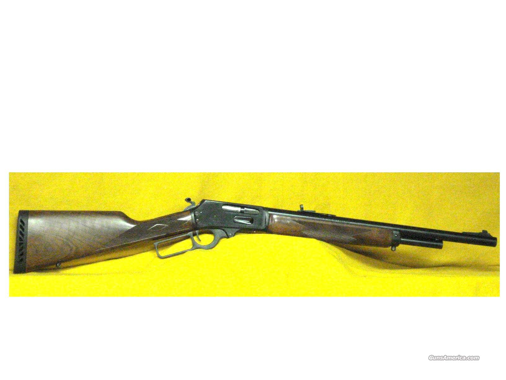 "MARLIN 1895M SCARCE 450 MARLIN 18"" CARBINE  Guns > Rifles > Marlin Rifles > Modern > Lever Action"