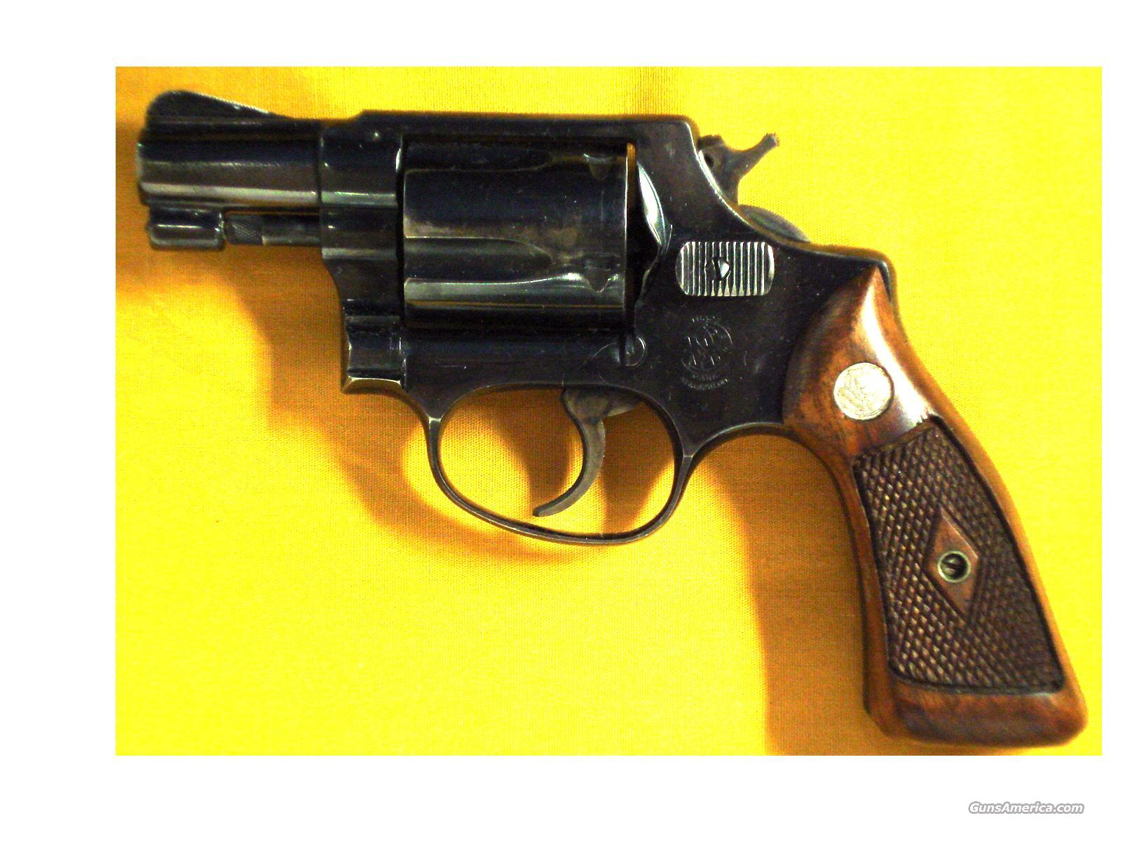 S&W 36 FLAT LATCH CHIEF SPECIAL .38  Guns > Pistols > Smith & Wesson Revolvers > Full Frame Revolver