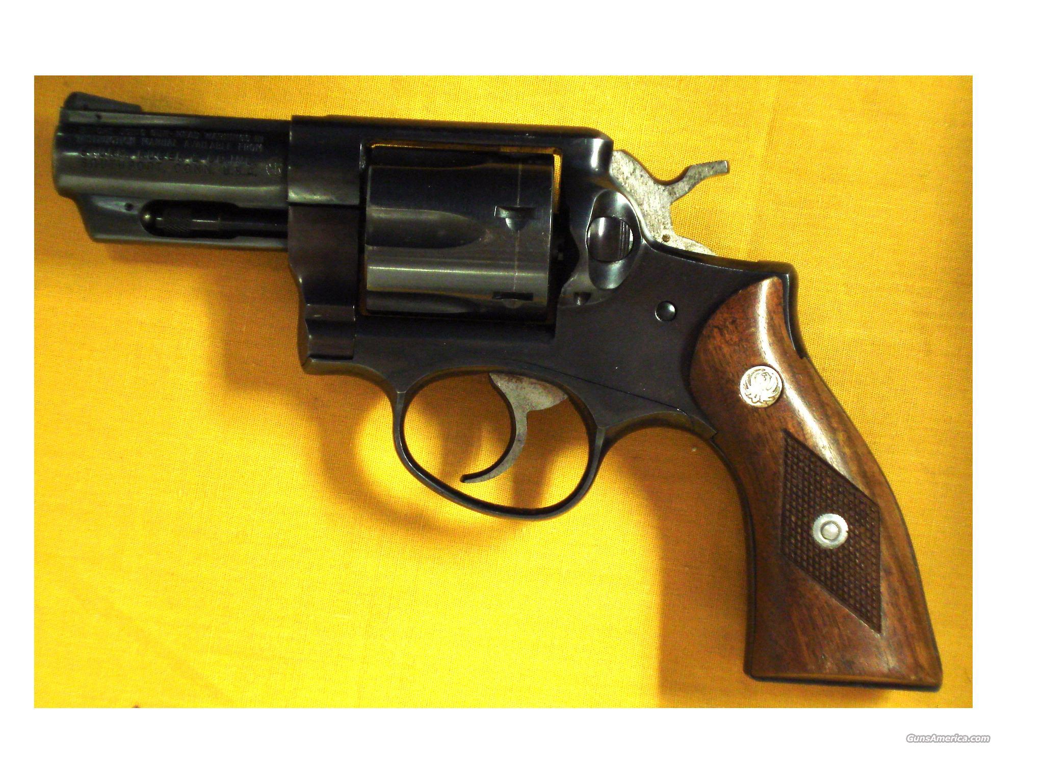 "RUGER SERVICE 6 .357 2 3/4"" BBL  Guns > Pistols > Ruger Double Action Revolver > Security Six Type"