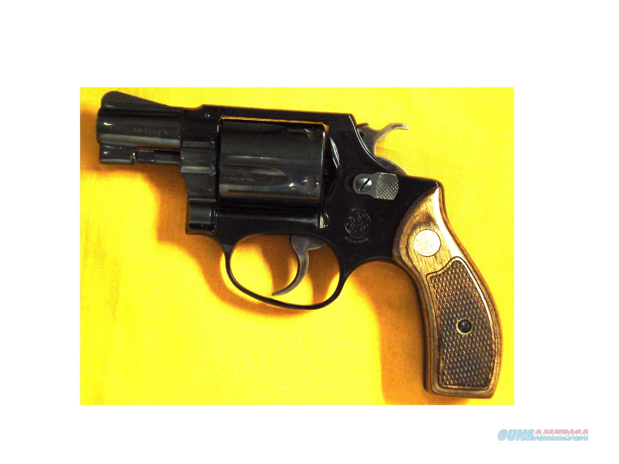 "S&W 37 AIRWEIGHT .38SPEC. 2"" BARREL  Guns > Pistols > Smith & Wesson Revolvers > Full Frame Revolver"