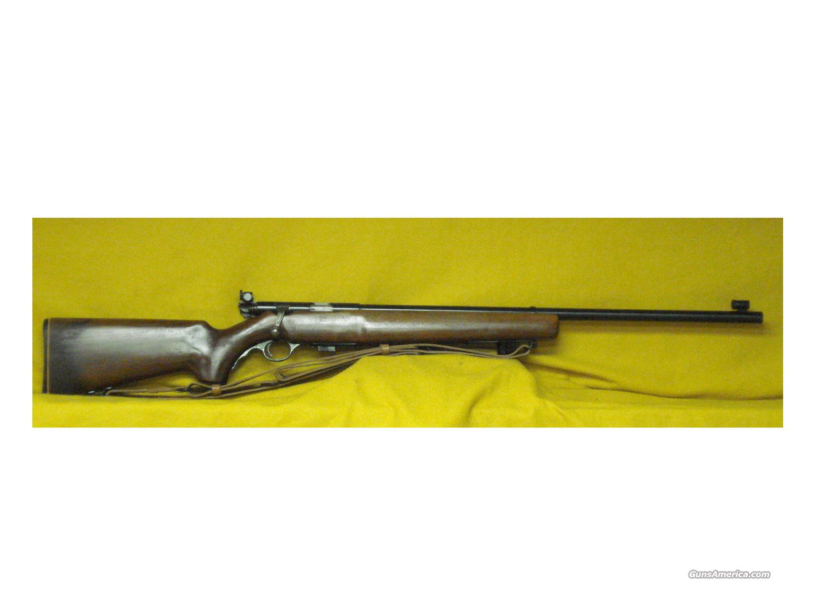"MOSSBERG 144 .22LR 26"" BARREL TARGET RIFLE  Guns > Rifles > Mossberg Rifles > Other Bolt Action"