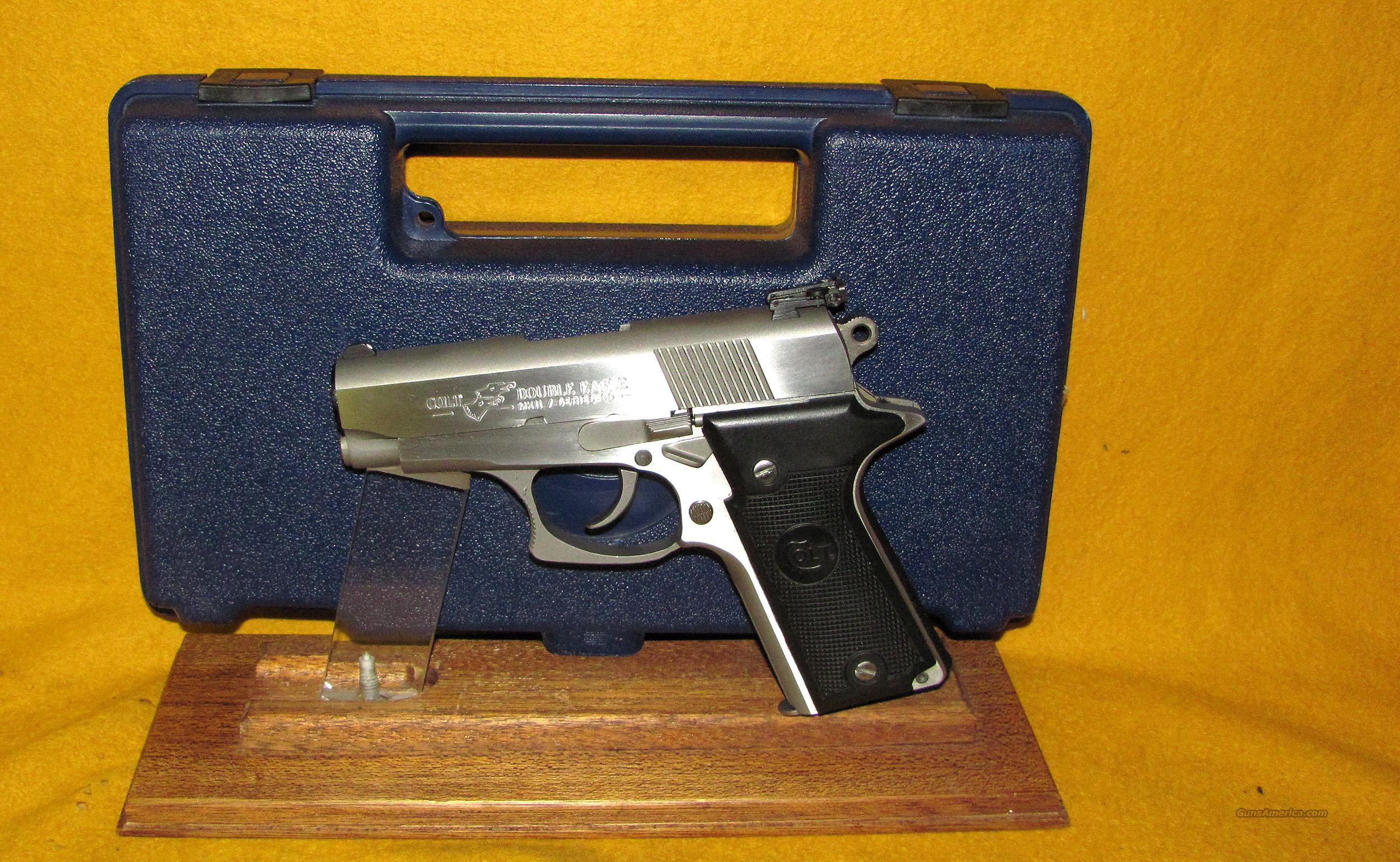 COLT DOUBLE EAGLE MKII ( OFFICERS MODEL )  Guns > Pistols > Colt Automatic Pistols (1911 & Var)