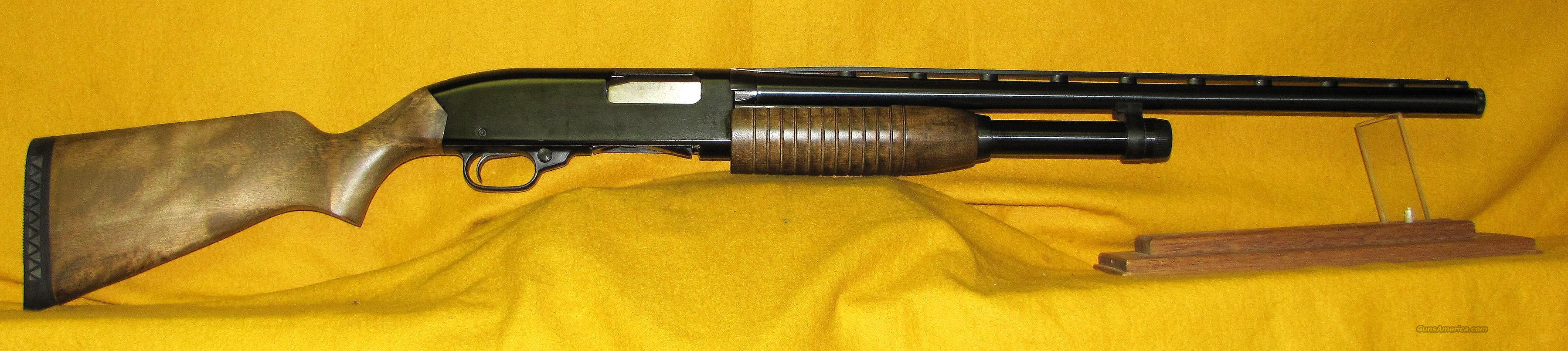 WINCHESTER 120 (YOUTH)  Guns > Shotguns > Winchester Shotguns - Modern > Pump Action > Hunting
