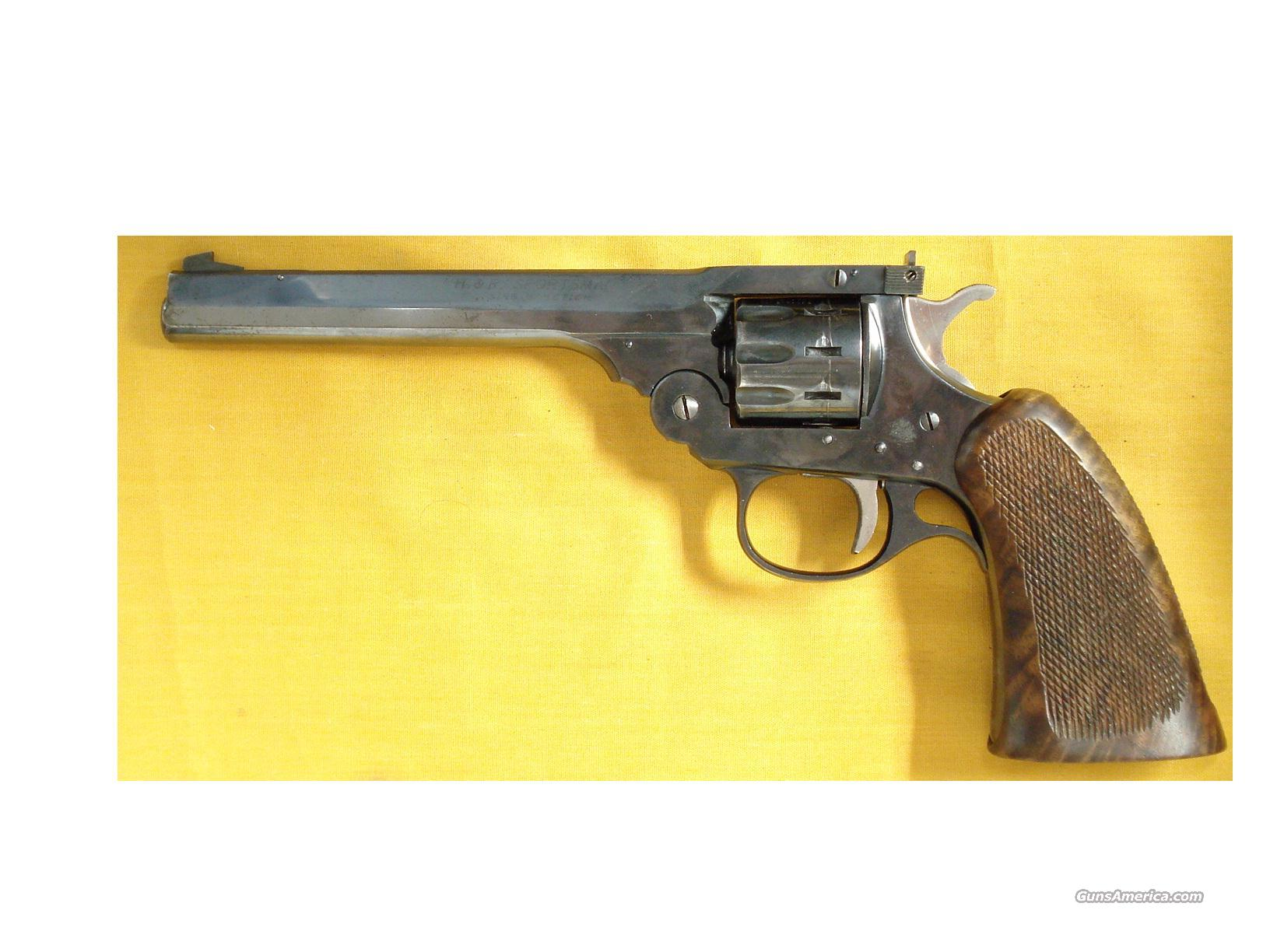 "H&R SPORTSMAN .22 6""BBL SN: S19605  Guns > Pistols > Harrington & Richardson Pistols"