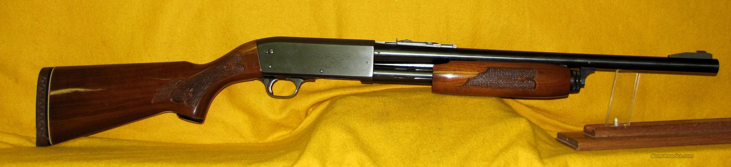 "ITHACA 37 DEERSLAYER 12GA 20""BBL  Guns > Shotguns > Ithaca Shotguns > Pump"